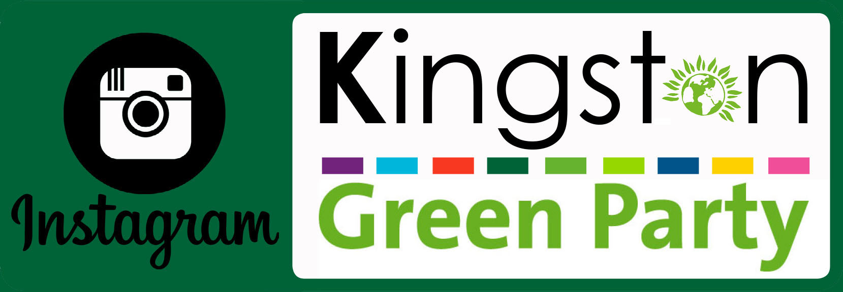 Kingston Green Party Instagram