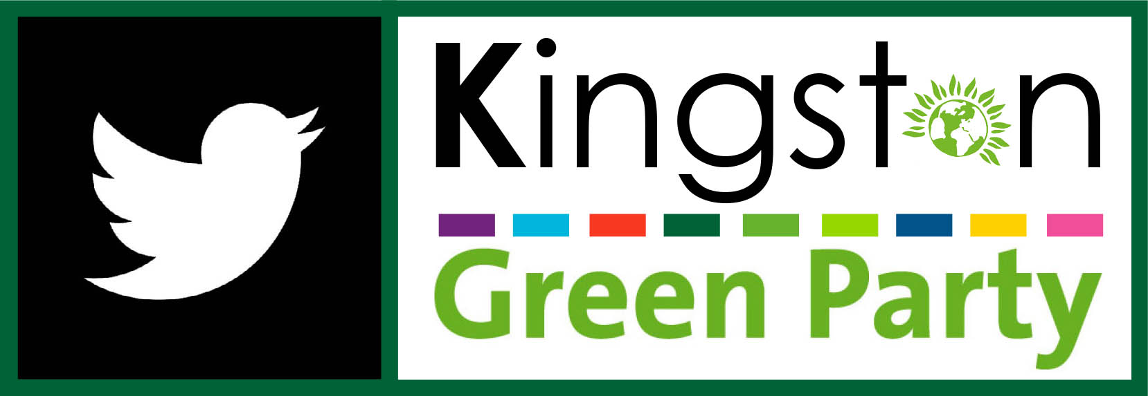 kingston green party twitter