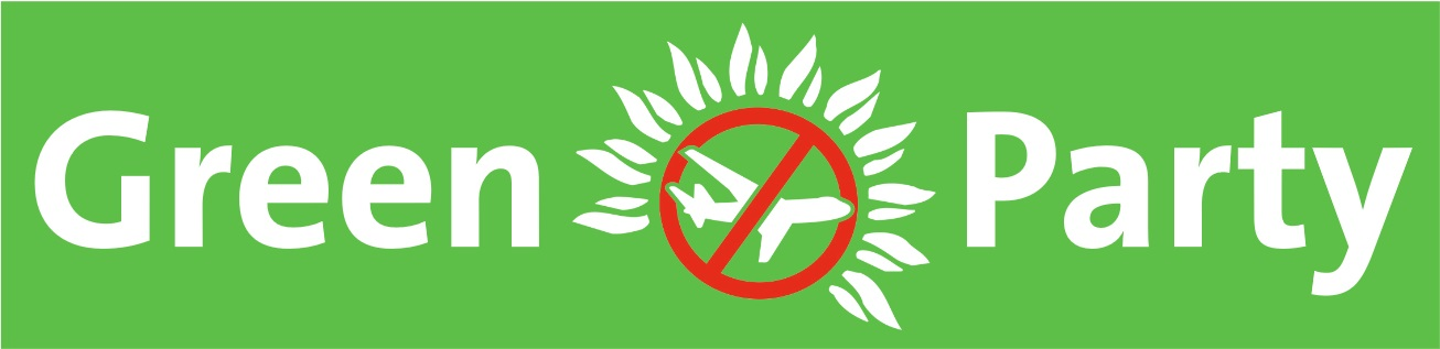 Green Party against all airport expansion