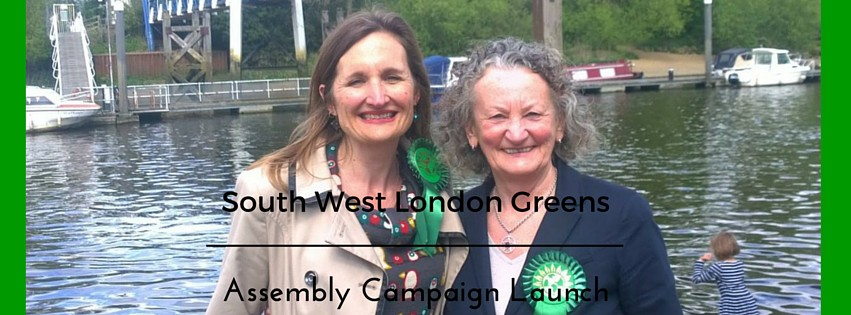 South West London Assembly Campaign Launch
